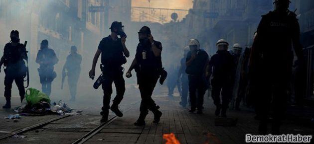 Polise 'Gezi' mesajı: Destan yazıyorsunuz