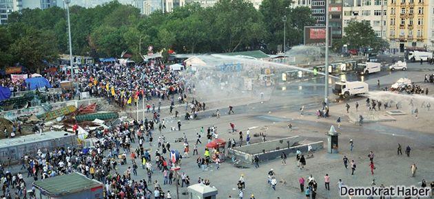 İşte polisin Gezi'ye yönelik 15 Haziran saldırısı