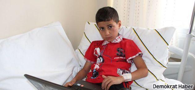 Polisin yaraladığı Mehmet Ezer yaşadıklarını anlattı