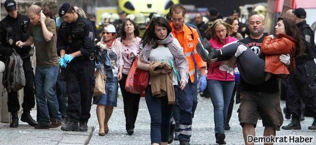 Prag'daki patlamada çok sayıda yaralı var