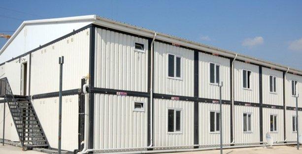 Prefabrik Yapı ve İnşaat'la güvenli yaşam alanlarına
