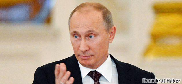 Putin: Provokasyondan başka bir şey değil