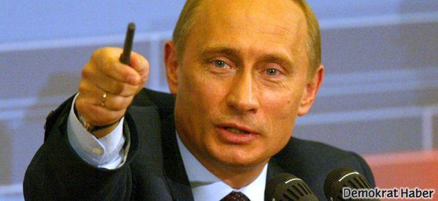 Putin: Teröristlerin sponsorları ne yapacak?