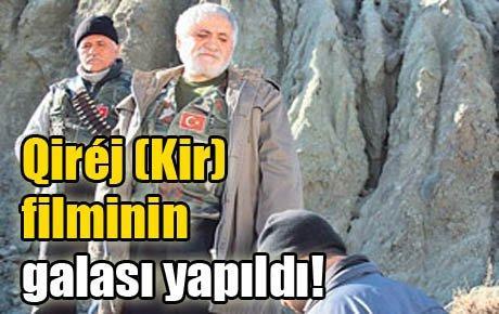 Qirêj(Kir) filminin galası yapıldı