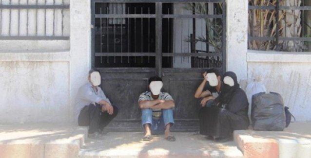 Rakka'dan Tel Abyad'a kaçanlar: IŞİD bize yaşamı yasaklamıştı, fırsatını bulan kaçıyor