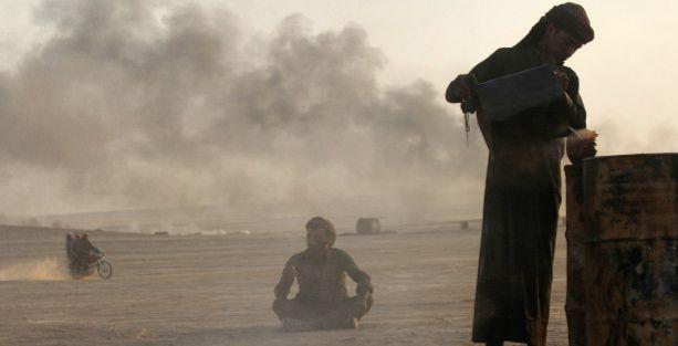 Rakka'da sivillere hava saldırısı iddiası