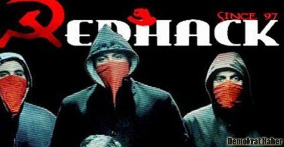 RedHack açlık grevine destek için hack'ledi