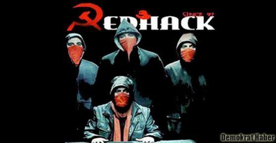RedHack Belediyeler Birliği'ni hackledi