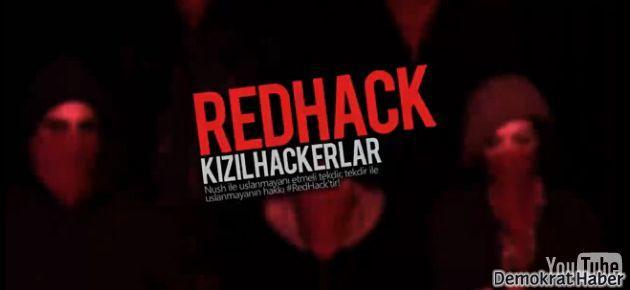 RedHack #CevapVerGokcek dedi