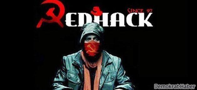 Redhack Lice Kaymakamlık sitesini hackledi