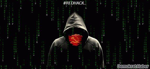 RedHack'ten bayram hack'i ve mesajı