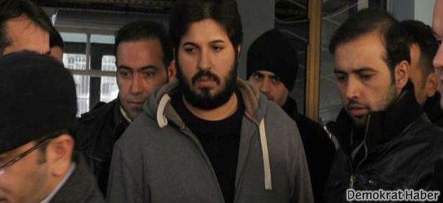 Rıza Sarraf tahliye oldu ses kaydı patladı