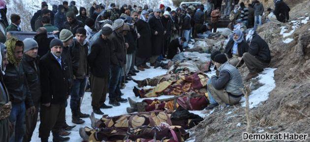 Roboski'de katledilen gence 'kaçakçılık' cezası!