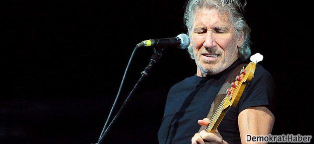 Roger Waters: İsrail'i boykot edelim