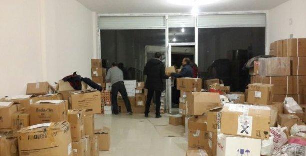Rojava için 'DERMAN' kampanyası devam ediyor