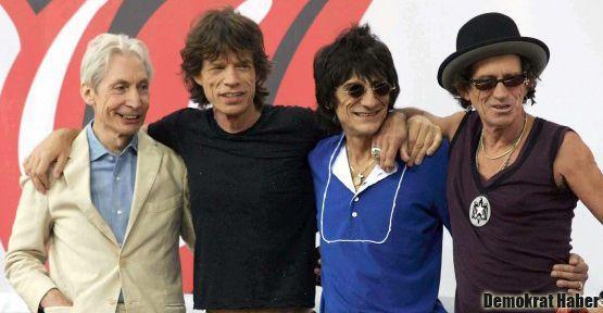 Rolling Stones'tan 50. yıla yeni albüm