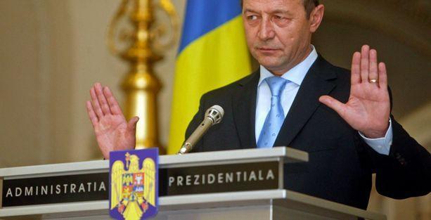 Romanya Cumhurbaşkanı'na ırkçılık cezası