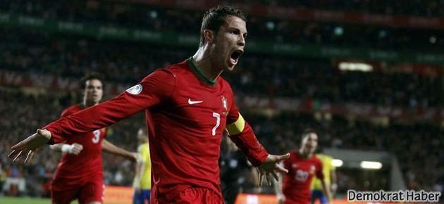 Ronaldo şov yaptı, takımını Brezilya'ya taşıdı