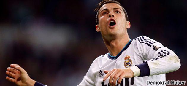 Ronaldo'dan inanılmaz istatistik