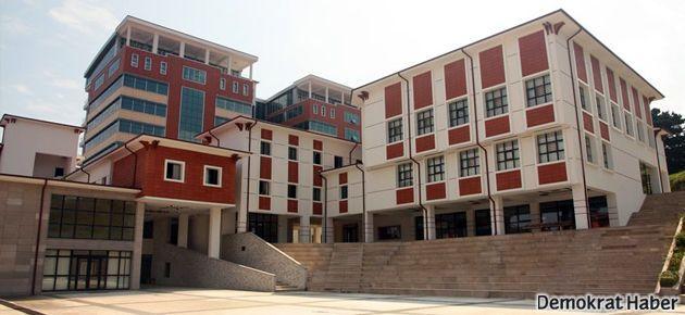 RTE Üniversitesi'nden skandal ilan