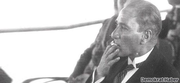 RTÜK'ten 'sigara içen Atatürk'e sansür' açıklaması