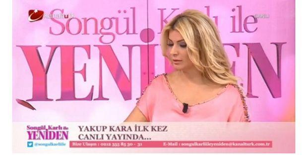 RTÜK'ten Songül Karlı'ya ceza
