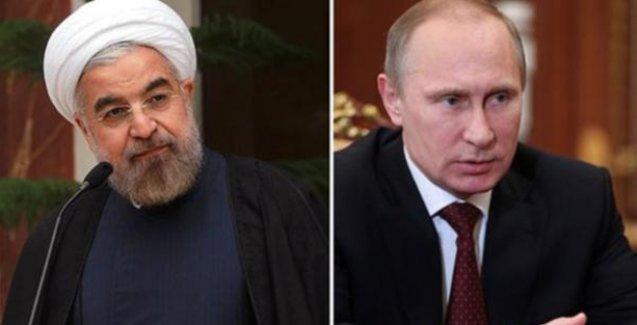 Ruhani ve Putin'den Yemen operasyonuna sert tepki