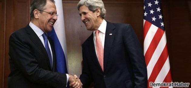 Rusya ve ABD Suriye için anlaştı