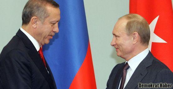 Rusya Erdoğan'ı yalanladı