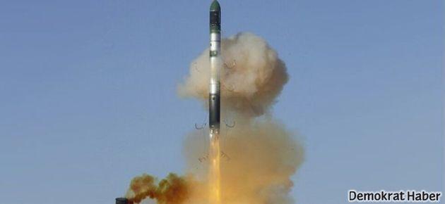 Rusya'dan Ukrayna'ya nükleer füze uyarısı