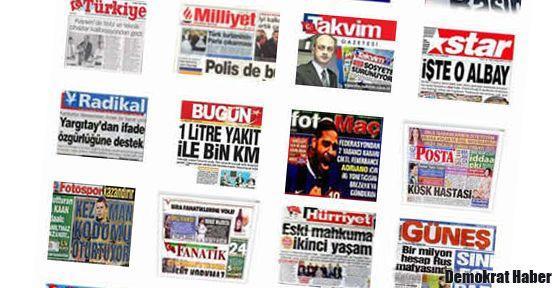 Sabah haberlerinde gazete okumak yasaklanıyor!