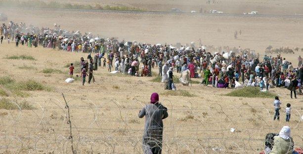 Sabah'ın 'Türkiye Kobanê'ye yardım gönderdi' iddiası doğrulanmadı