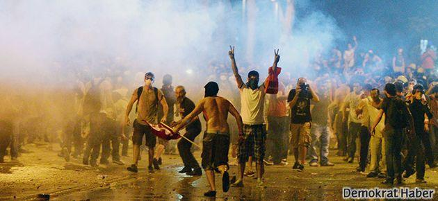 Sadece iki ilde 'Gezi' eylemi yapılmadı