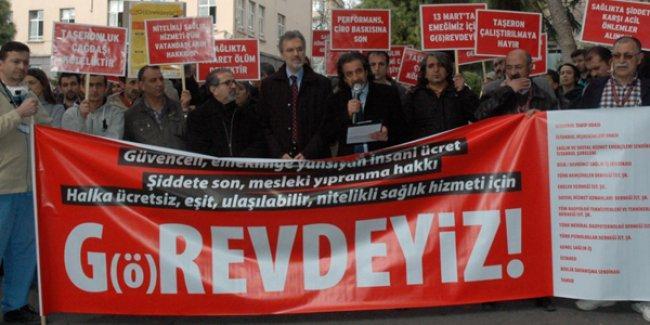 Sağlık emekçileri 13 Mart'ta greve gidiyor