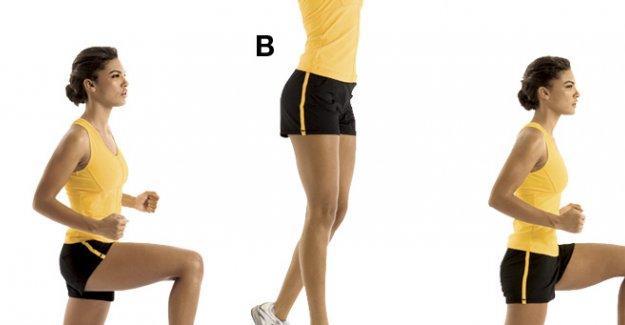 Sağlıklı Bireylerin Spor Uzmanı Funny Jumps