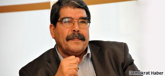 Salih Müslim İran'daydı: Dayanışma olacak!