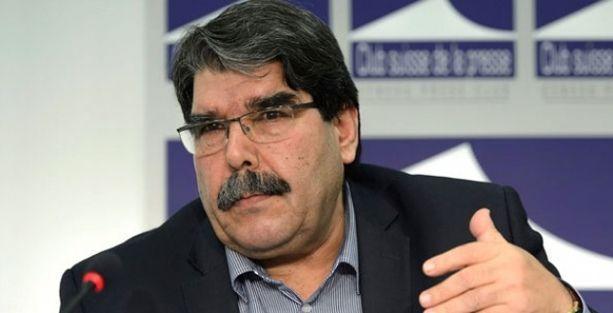 Müslim: Suriye'nin geleceğinde Kürtlerin faktör değil, aktör olduğu kabul edildi