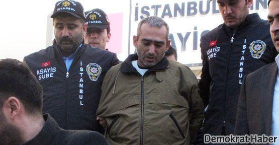 Samatya'da Ermeniler'e saldıran yakalandı