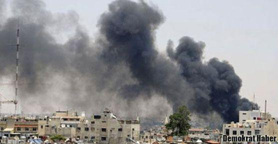 Şam'da saldırı: Onlarca ölü