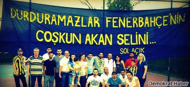 Saraçoğlu Stadı'nda ilk pankart yasağı