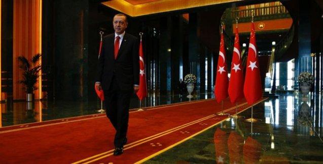 Erdoğan'dan sarayın maliyetini eleştiren Kılıçdaroğlu'na: Aslan yattığı yerden belli olur