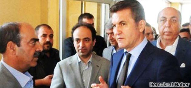 Sarıgül Öcalan'la karşılaştı, ama selamlaşmadı