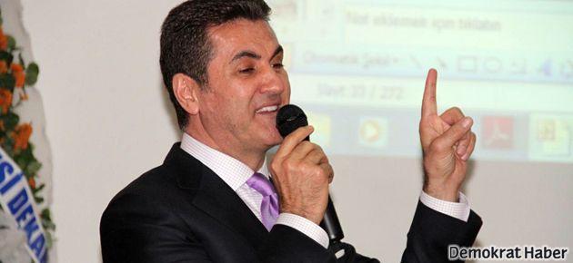 Sarıgül'den Sırrı Süreyya Önder'e yanıt