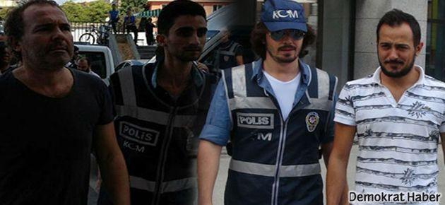 Sarp Apak ve Engin Günaydın'a tutuklama talebi