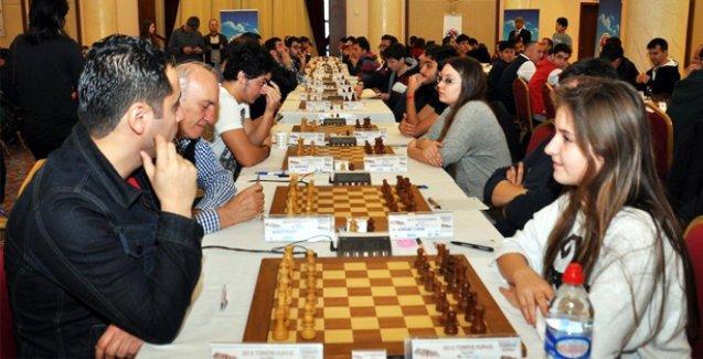 Satranç 2015 Türkiye Kupası başladı