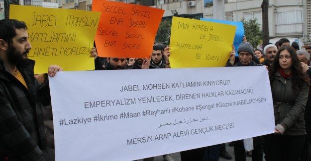 Arap Aleviler: Savaşa 'DUR' de!