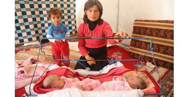 Savaşın bebeklerine kayıtsız kalma