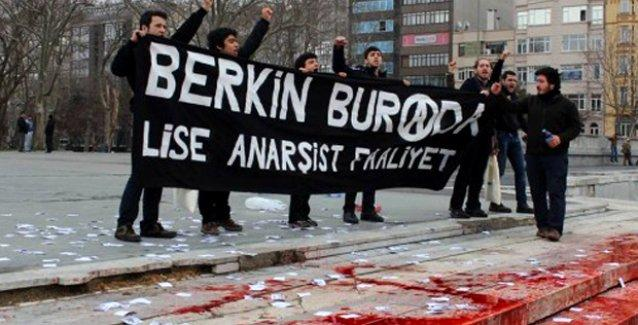Savcı, Berkin Elvan'ı Taksim'de anan anarşist gençleri 'DHKP-C'li' ilan etti