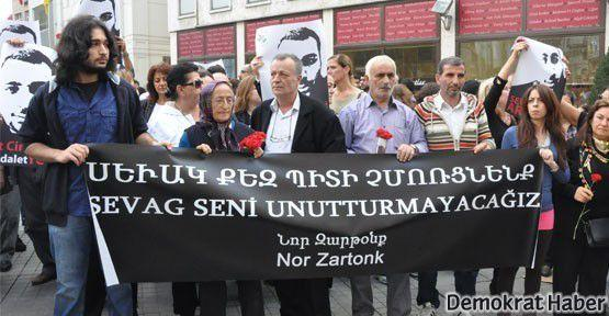 Sevag Şahin Balıkçı'nın ölümüne 4,5 yıl
