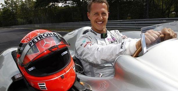 Schumacher komadan çıktı ve hastaneden taburcu edildi